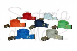 Cinturones surtido de colores