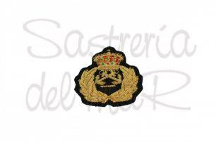 Escudo PER bordado a mano ( escudo fantasia )