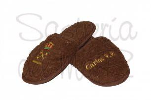 Zapatillas marrón PER