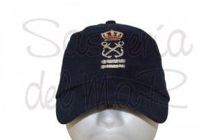 Gorra azul marino PNB