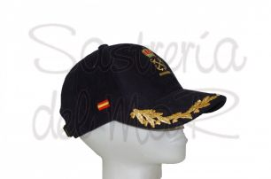 Gorra laureles azul PER bandera