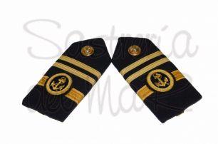Palas rígidas 1er oficial S/T de Capitán ( Marina Mercante )