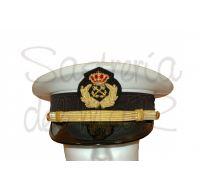 Gorras de plato de marina