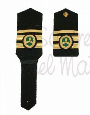 Palas dobles o ligeras 2º oficial C/T de Jefe ( Marina Mercante )