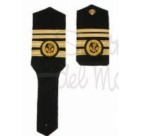 Palas dobles de marina