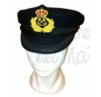 Gorras de paño marina de recreo