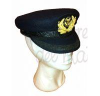 Gorra de paño marina mercante