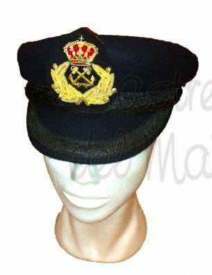 Gorra de paño Capitán de Yate